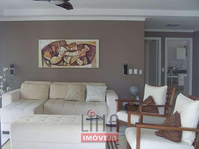 Apartamento 3 dorms, Pitangueiras - Guarujá