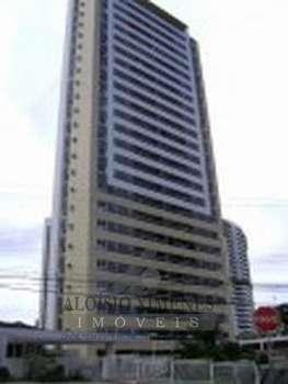 Apartamento a venda no Coc� com 3 quartos