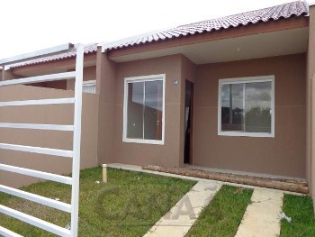 Residencia 2 dormit�rios - minha casa minha vida