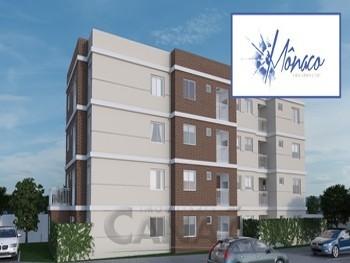 Apartamento no Residencial Mônaco