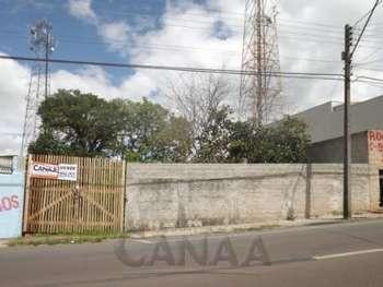TERRENO NA REGIÃO CENTRAL DE CAMPO LARGO