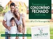 TERRENO EM CONDOM�NIO FECHADO