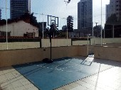 28) quadra de basquete