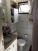 17) Suíte - WC - Armários