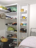 23) Dormitório Empregada