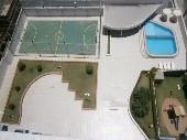 25) Piscinas/Quadra/Playground