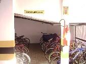 23) Bicicletário