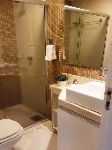 20) WC Social - Blindex - Armários - Pastilhas