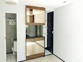 18) WC Social - Blindex (acesso Cozinha)