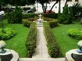 64) Jardins - Chafariz