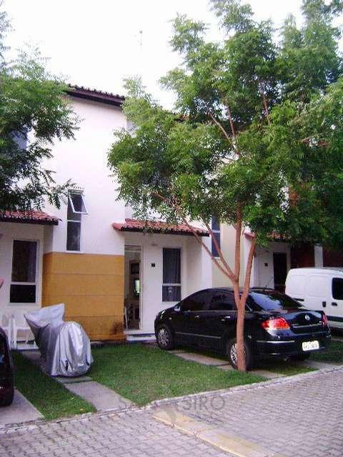 02) Fachada - Casa Duplex