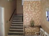03) Recepção - Escada