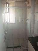 18) Suíte 2 - WC - Blindex