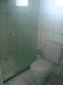 21) Suíte 3 - WC - Blindex