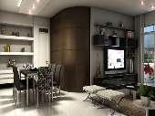 04) Sala de Estar - Jantar