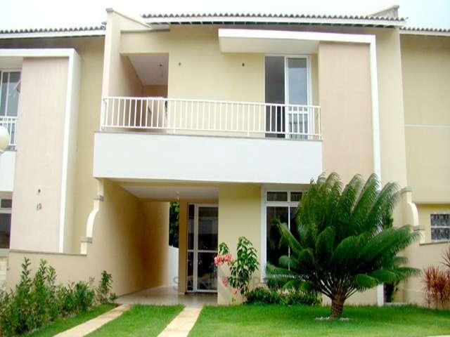 01) Fachada - Casa Duplex