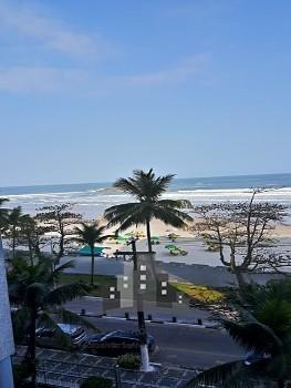 Frente ao mar em Pitngueiras
