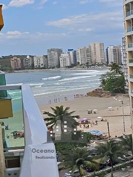 2 dormitórios com vista para o mar