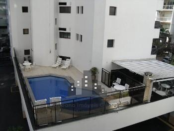 3 dormitórios com lazer e vista para o mar