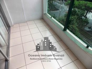 2 dormitórios no centro de Guarujá