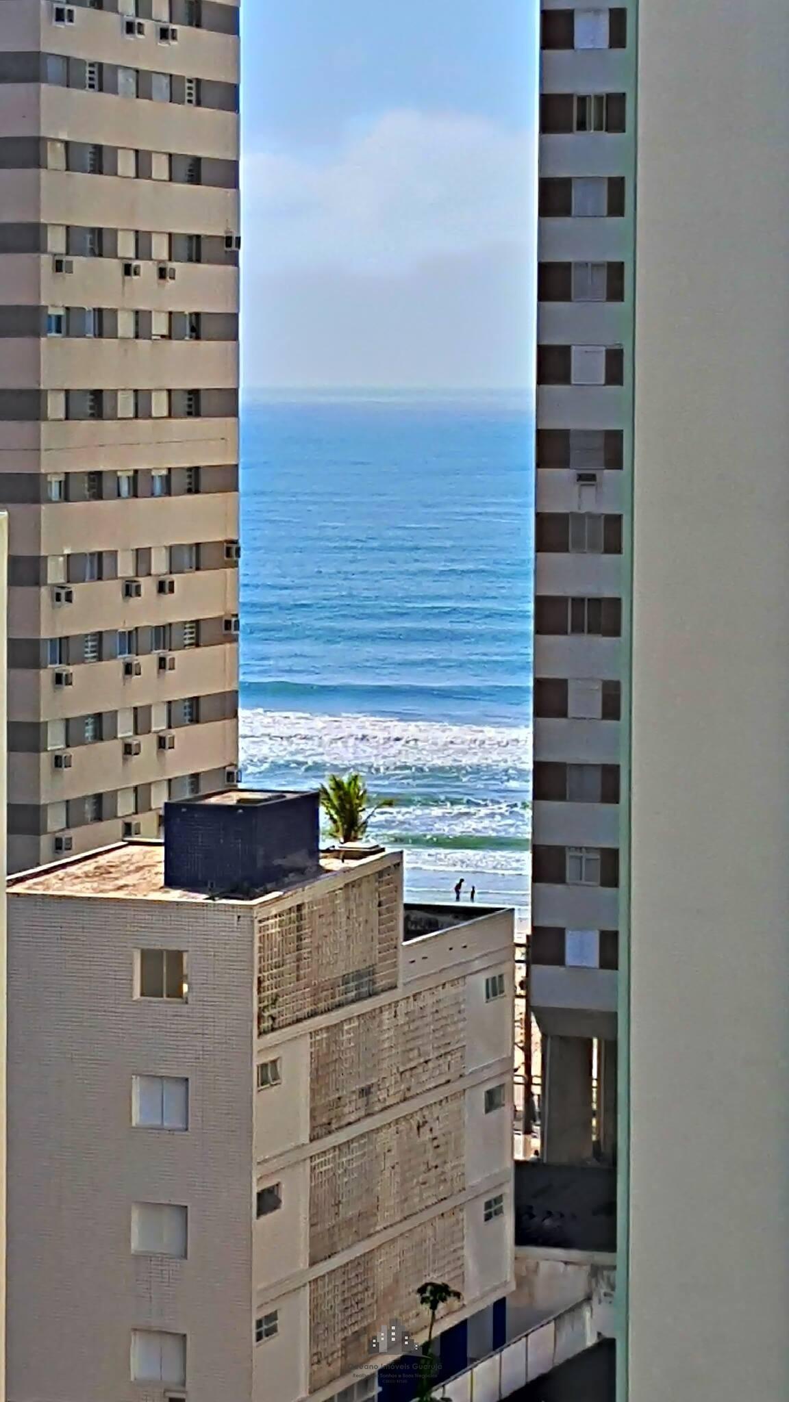 No melhor ponto de Guarujá