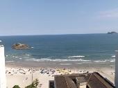 Maravilhosa vista para o mar!