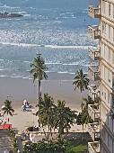 Cobertura penthouse no centro de Guarujá