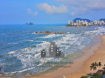 2 suítes frente ao mar em Pitangueiras