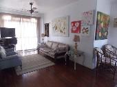 3 dormitórios (1 suíte) no centro do Guarujá