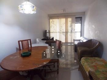 2 dormitórios (1 suíte) em Guarujá