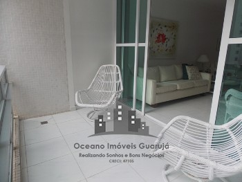 Amplo Apartamento no Guarujá