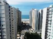 3 dormitórios no centro do Guarujá