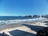 4 dormitórios frente ao mar no Guarujá