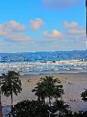 Pertinho da praia