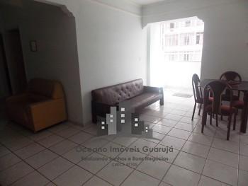 2 dormitórios no centrinho de Guarujá