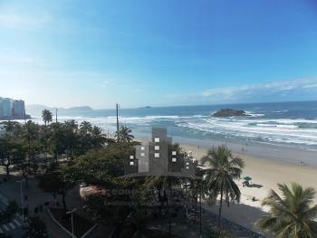 3 suítes frente ao mar em Pitangueiras