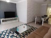 3 dormitórios (2 suítes) no centro de Guarujá