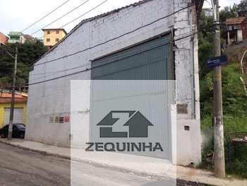 GALPÃO / BARRACÃO - JARDIM TRÊS MARIAS - TABOÃO DA