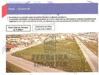 PINHAIS - Jd. Pedro Demeterco - GALPÃO C/ 2.806m²