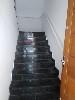 Escada para acesso a sala