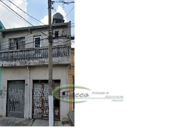 Vende - Sobrado/ Terreno - Jd. Roberto - Osasco