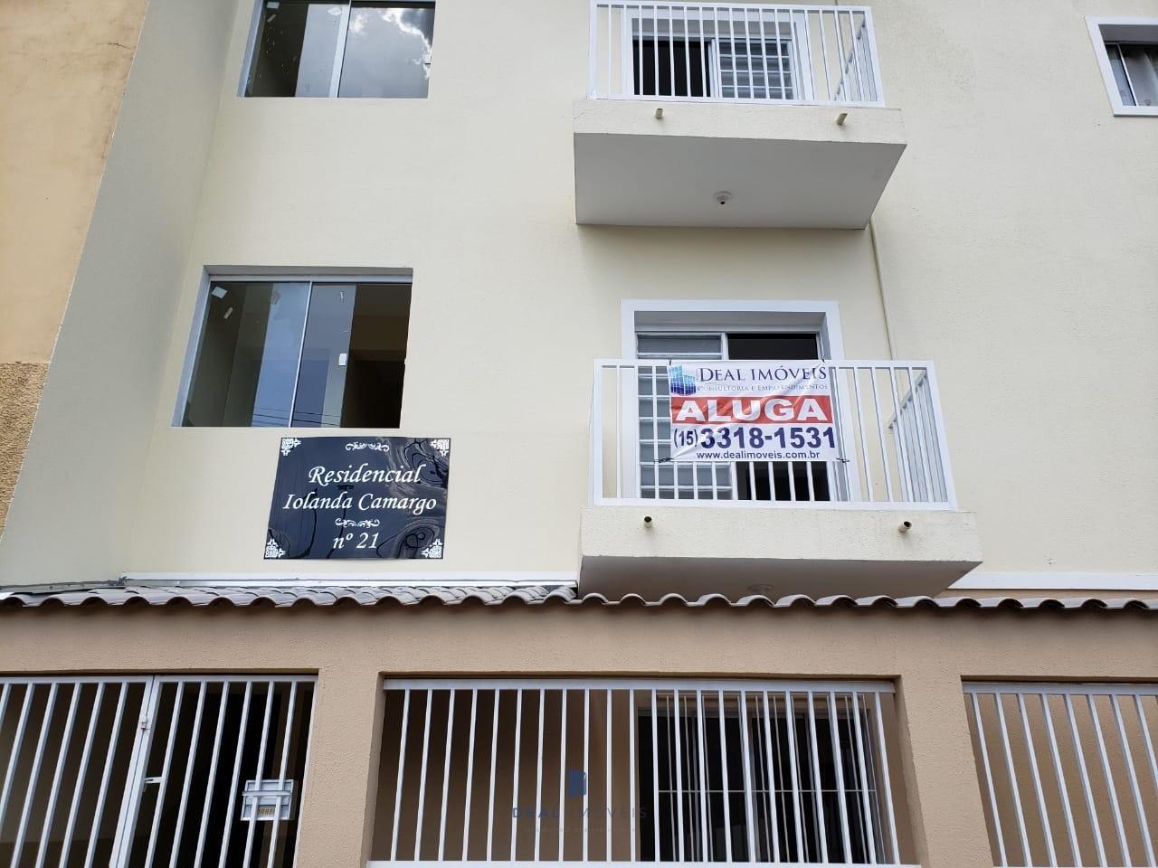 Apartamento na Vila Barão 2 quartos Sorocaba SP