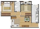 Apartamento Vida Plena
