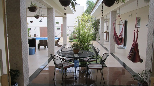 Casa alto padrão 5 dts piscina venda Ibiti Royal