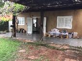Casa térrea 3 dormitórios permuta Ibiti do Paço