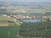 Vista Aérea - Vivendas do Lago