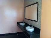 wc área de lazer