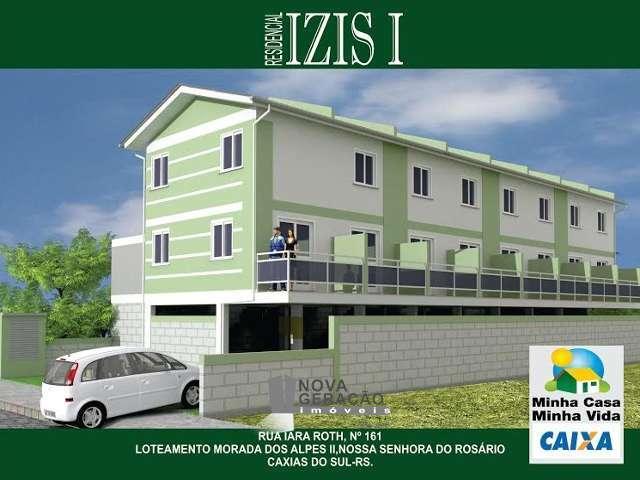 Sobrado 2 dormit�rios | R$169.900,00