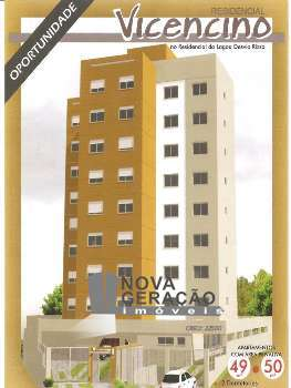 Apto c/ 2 dormit�rios b. Desvio Rizzo R$144.900,00