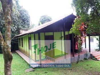 Casa em Antonina. Na Ponta da Pita. 3 quartos.